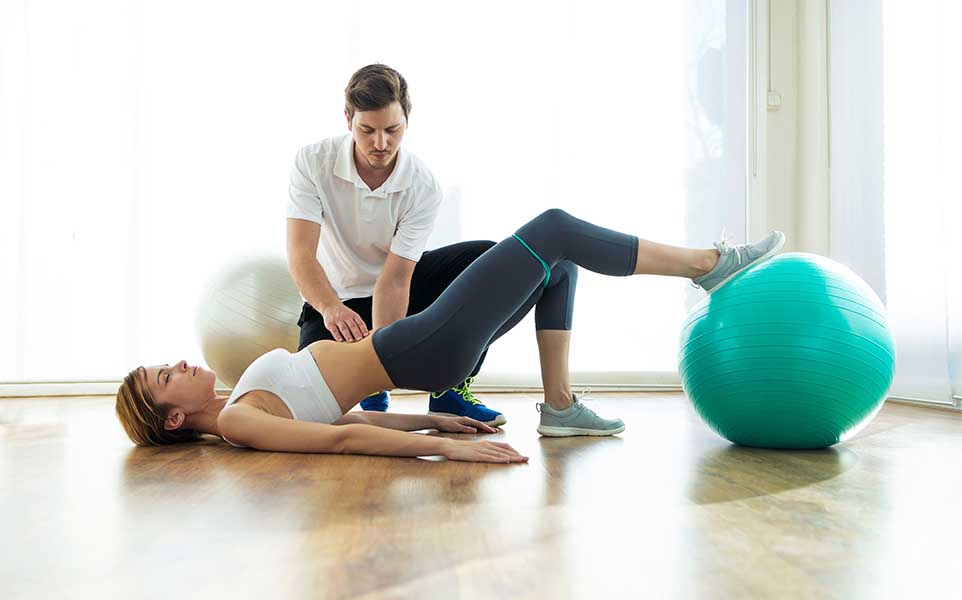 Exercise Therapy in Maidstone - Total Sports Physio