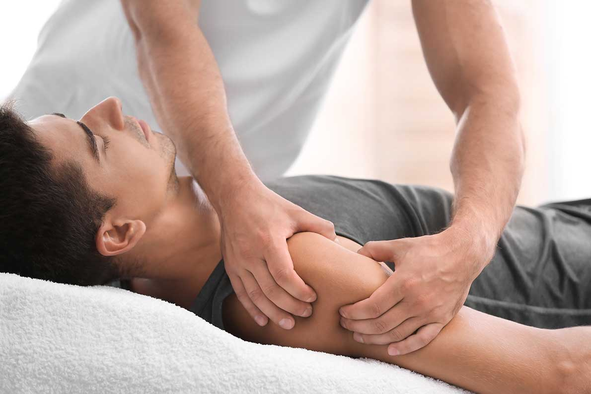 Sports Massage by Total Sports Physio - In Maidstone and the surrounding area of Kent