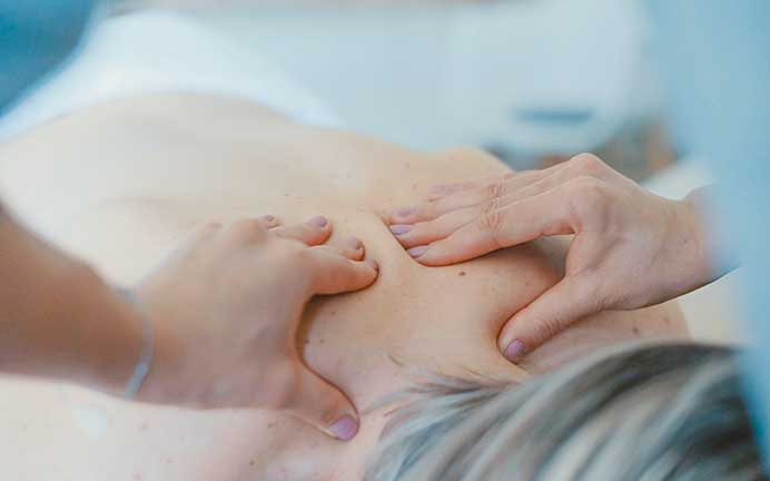 Neck and shoulders treatment - Total Sports Physio in Maidstone
