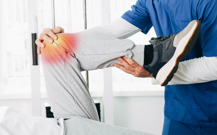 Maidstone Kent fall rehabilitation physiotherapy by Total Sports Physio